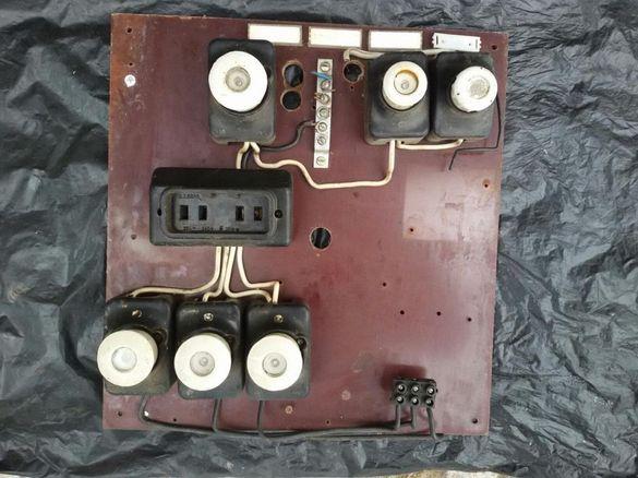Ел.табло за трифазен ток