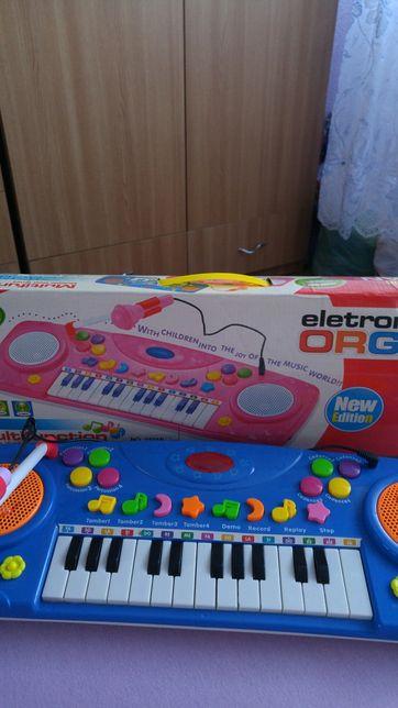 Orgă electronică