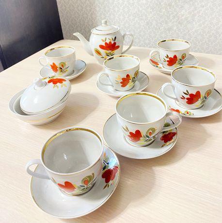 Продаю красивые чайные сервизы