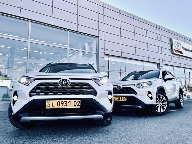 Аренда автомобилей Toyota по дням