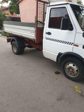 Transport orice /servicii auto basculabila
