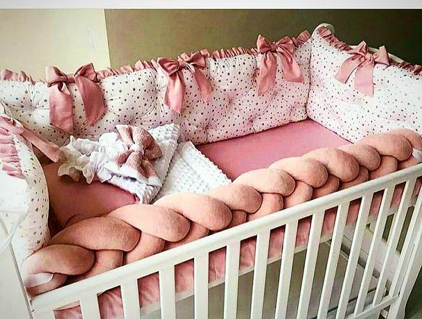 Бортики Коса в детскую кровать новые