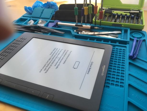 SERVICE ereader RESOFTARI modificari VANZARI eBook reader Kobo, Kindle