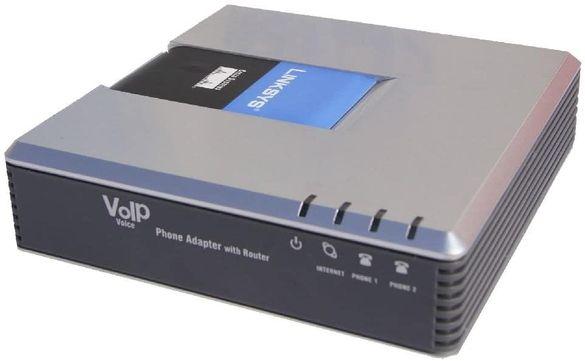 Cisco Linksys VoIP adapter