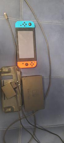 Продам или обменяю Nintendo switch 2 ревизия