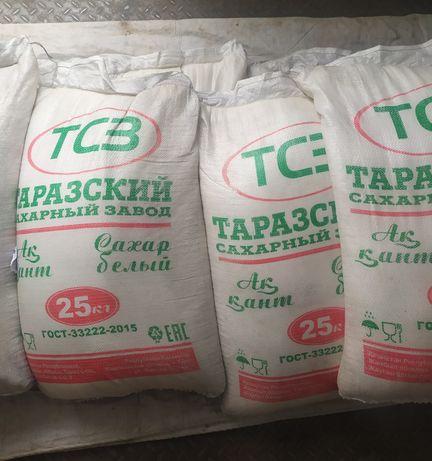 Сахар Таразский 25кг