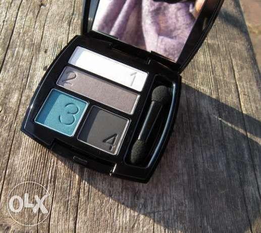 Fard de pleoape Avon True Color Quad - Aquamarine Mystery