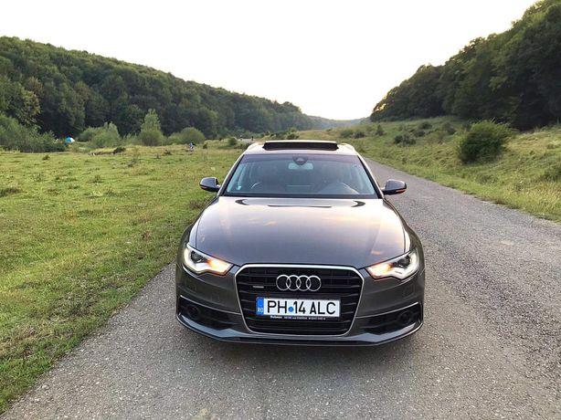 Audi A6 Quattro Avant S Line Automat 3.0 Diesel Fiscal .
