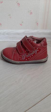 Ботинки весенние 24 размер PABLOSKY весна/осень на девочку