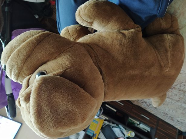 Продам мягкую игрушку собаку