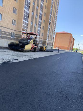 Асфальт асфальтирование ремонт дорог