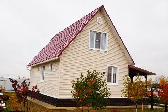 Продажа и монтаж материала для крыши и фассада