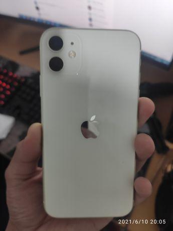 Продам iPhone 11 сатамын, память 126г