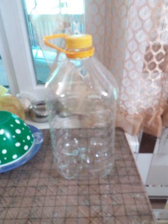 Продам пустые бутыли пластиковые