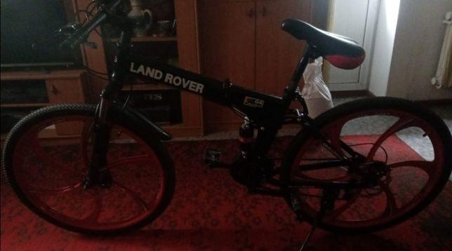 Продаётся велосипед Land Rover