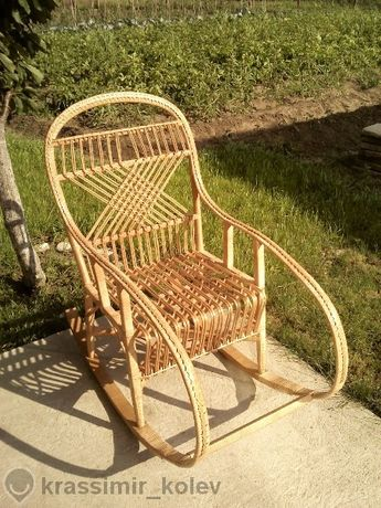 плетени мебели от производител