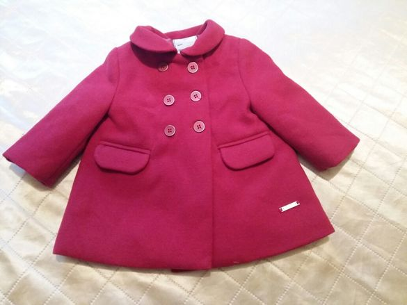 Бебешко палто