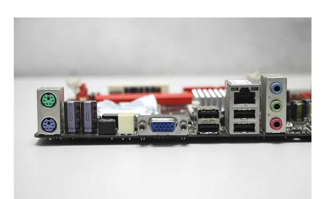 Мат.Плата LGA 775 BioStar G31M 2x DDR2  Алматы