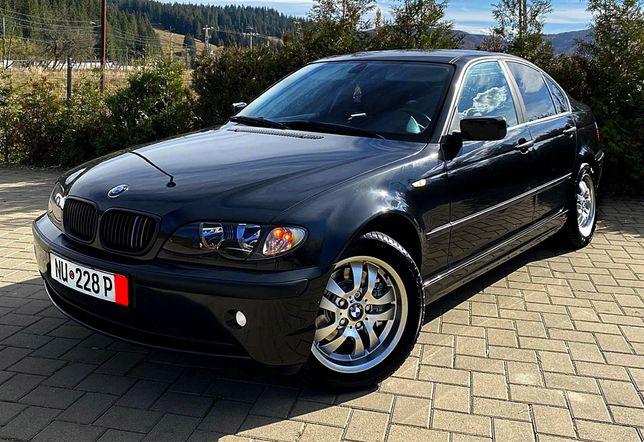 → Bmw 320D E46 Facelift → 2005 → 2.0D 150 CP EURO 4 → Piele coniac