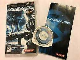 изгра за псп psp Coded Arms UMD