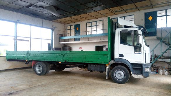 Камион Ивеко Еврокарго