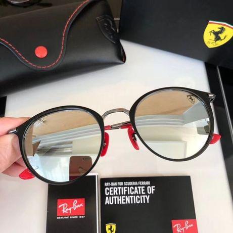 Очки Ray-Ban Scuderia Ferrari Collection новые оригинал.