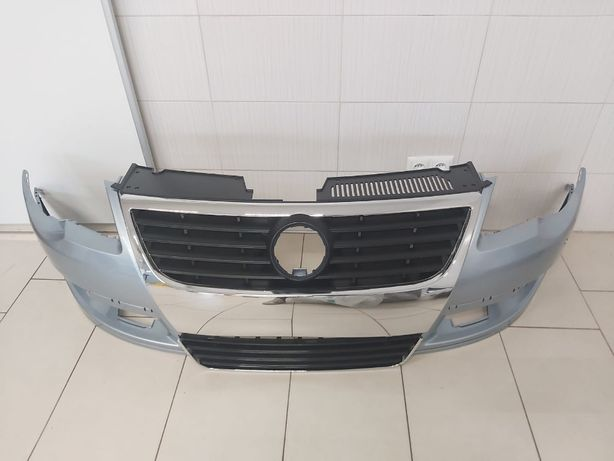 Pachet Fata Completa Cu Bara VW Passat B6 Vopsita Albastru (LB5M)