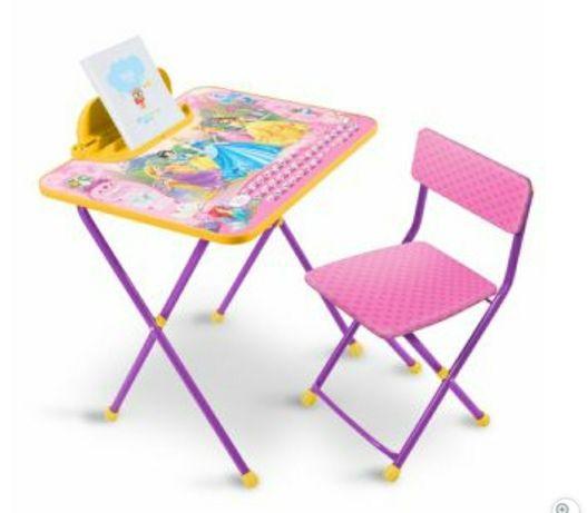 Стол стул Ника для девочек