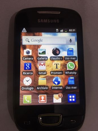 Telefon Samsung Next Turbo 3G