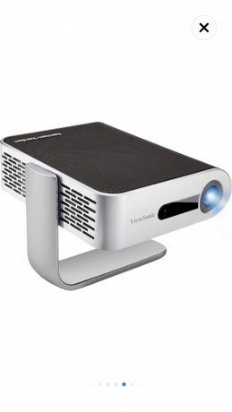 proiector portabil Viewsonic M1 Harman Kardon projector proiectii