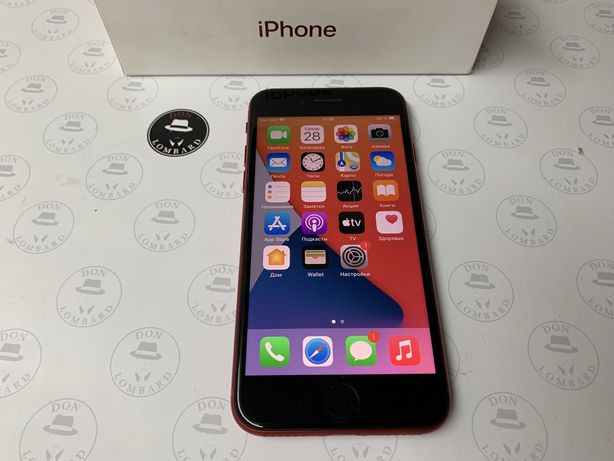 Iphone SE 2020 64Gb Product Red 0-0-12 (Рассрочка)