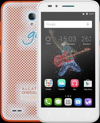 Alcatel ONETOUCH GO Play 7048X 4G - 8GB white/orange - NOU