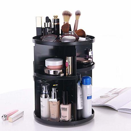 Organizator cosmetice rotativ 360°