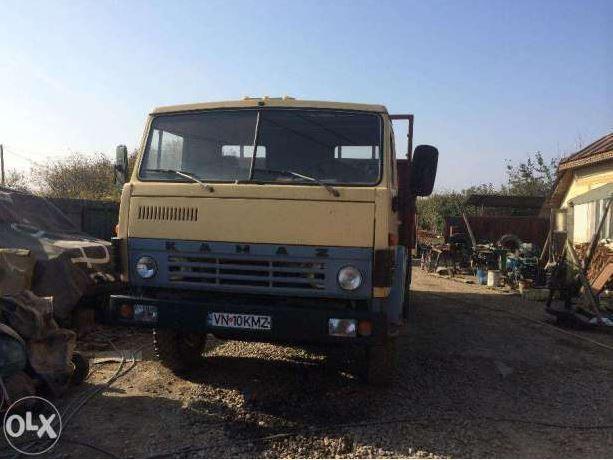 Kamaz 53212 anul 1991