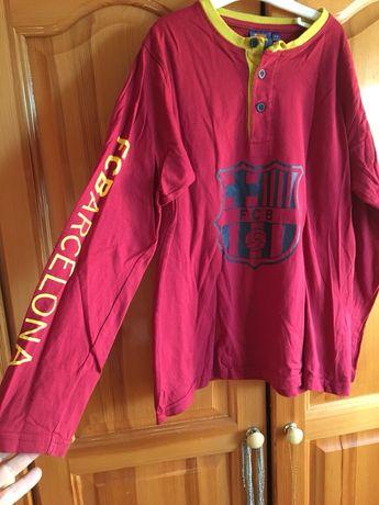 блузки за момче на Барселона