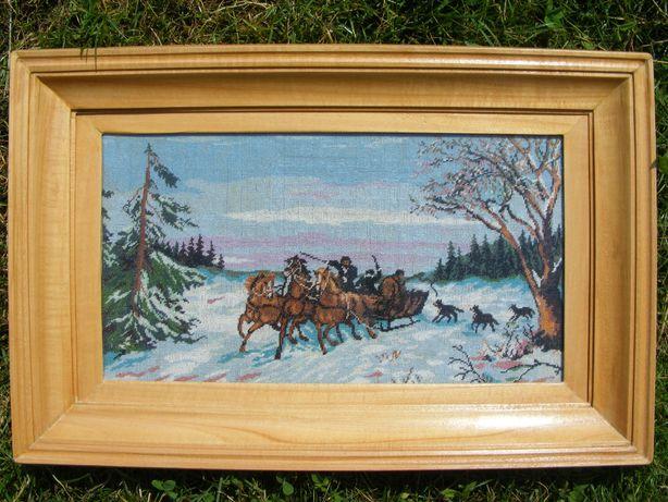 goblen lucrat manual Iarna in Siberia