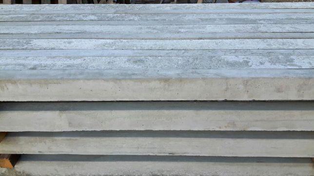 Stalpi de gard (beton pretensionat) si spalieri
