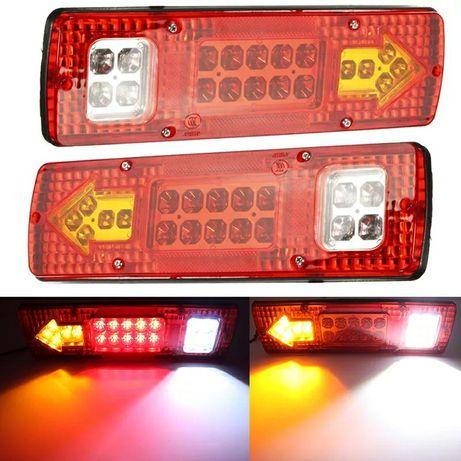 Stopuri LED remorcă set 2 buc
