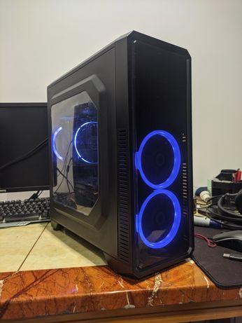 Игровой компьютер , GTX 1070, 16GB RAM, Core i5 8500