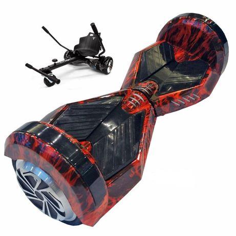 PRET REDUS ! Hoverboard 8 inch + hoverkart combo ! livrare rapida