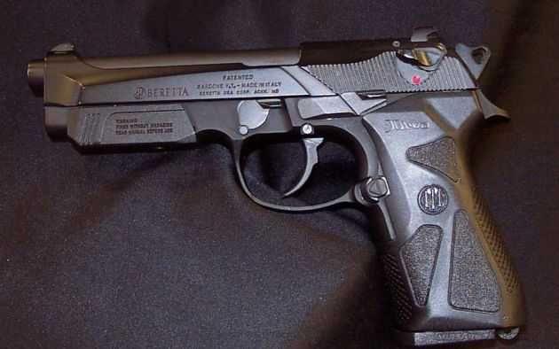 Pistol Airsoft Beretta90tow Perfect pentru DAUNATORI/TINTA 4,3j