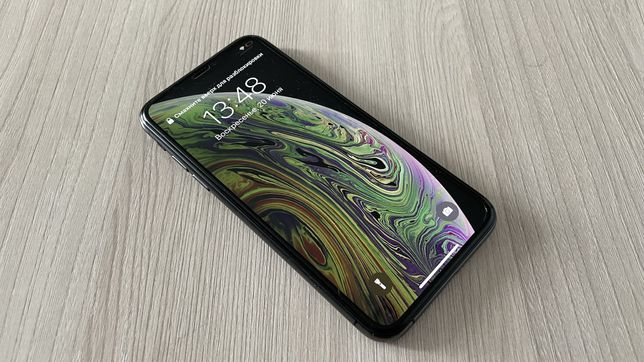 iPhone Xs, Space Gray, 64 GB