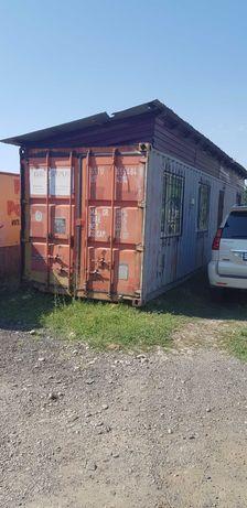 Продается жилой контейнер,прорабка