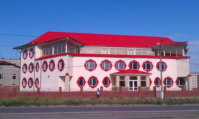 Гостиничный комплекс и офисы