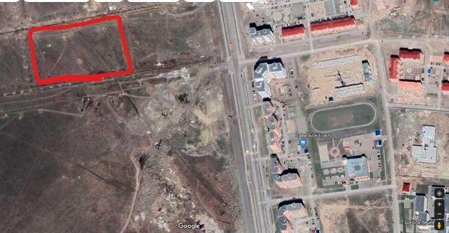 Продам участок под МЖК в Кокшетау