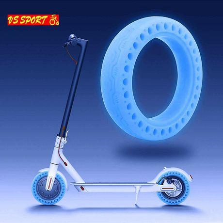 Гума безкамерна 8.5 Xiaomi M365 •Твърда гума 8.5 M365 • Синя