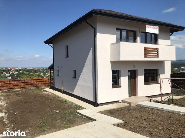 Vila 4 camere, 110 mp utili, Valea Adanca (Miroslava). BECI!