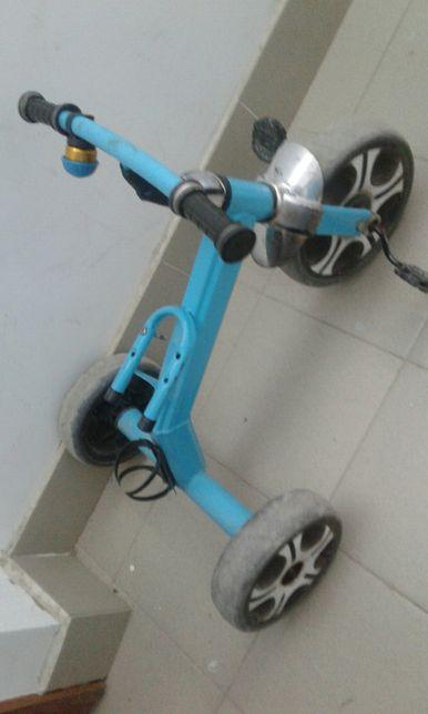 Велосипед  балдырған.