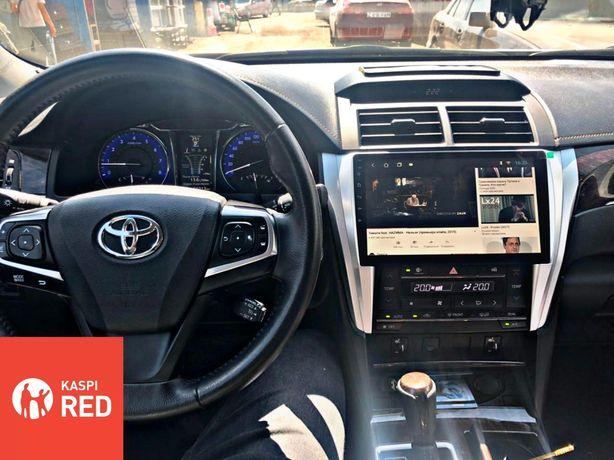 Автомагнитола Андроид Toyota Camry 50/55 DSK/RedPower Autoline Петропа