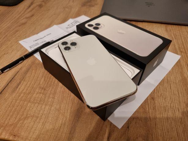 IPhone 11 pro 64 gb, белый (Silver)